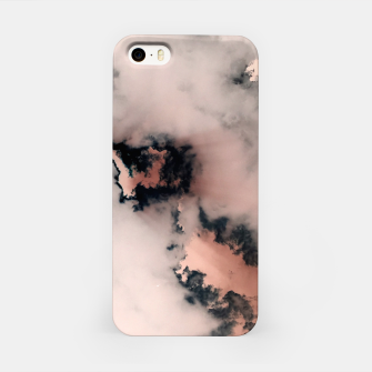 Thumbnail image of Pink Fluffy Clouds iPhone Case, Live Heroes