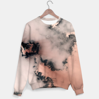 Thumbnail image of Pink Fluffy Clouds Cotton sweater, Live Heroes