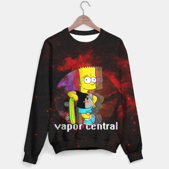 Miniature de image de Bart Simpson Cotton sweater, Live Heroes