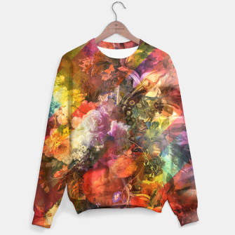 Miniature de image de Collage LXII Cotton sweater, Live Heroes
