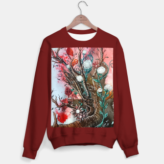 Thumbnail image of Tree of flowers  Sweater regular, Live Heroes