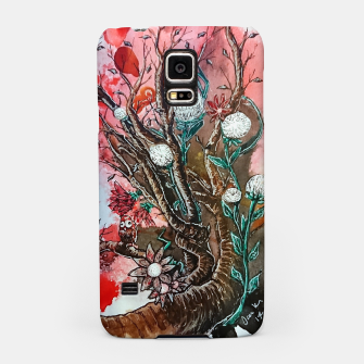 Thumbnail image of Tree of flowers  Samsung Case, Live Heroes