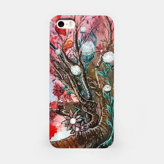 Thumbnail image of Tree of flowers  iPhone Case, Live Heroes