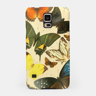 Thumbnail image of Royal Natural History 1893-1896 - Butterflies Samsung Case, Live Heroes