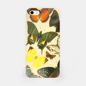 Thumbnail image of Royal Natural History 1893-1896 - Butterflies iPhone Case, Live Heroes