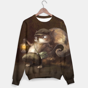 Thumbnail image of Little Squirrel Cotton sweater, Live Heroes