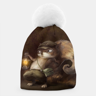Thumbnail image of Little Squirrel Beanie, Live Heroes
