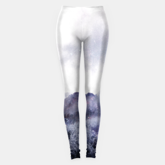 Thumbnail image of Wanderspace Leggings, Live Heroes