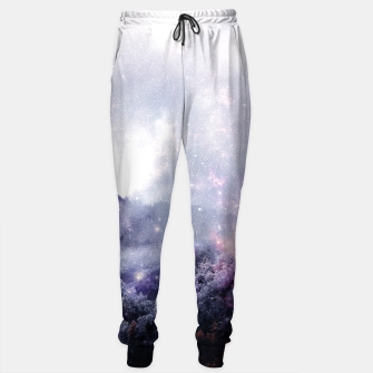 Thumbnail image of Wanderspace Cotton sweatpants, Live Heroes