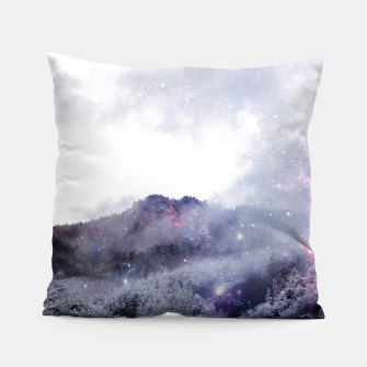Thumbnail image of Wanderspace Pillow, Live Heroes