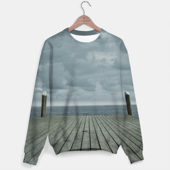 Thumbnail image of wanderlust Cotton sweater, Live Heroes