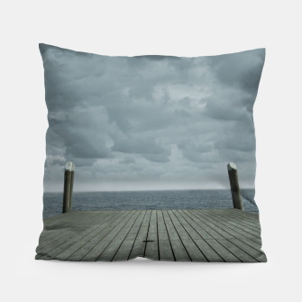 Thumbnail image of wanderlust Pillow, Live Heroes