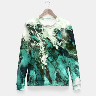 Crystal Fantasy Woman cotton sweater imagen en miniatura