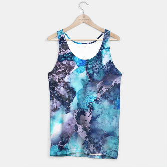 Imagen en miniatura de Abstract Painting Tank Top, Live Heroes