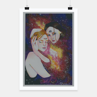 Thumbnail image of Astronomical Poster, Live Heroes