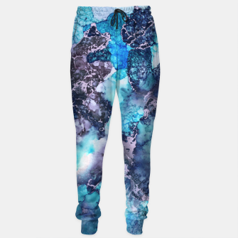 Imagen en miniatura de Abstract Painting Cotton sweatpants, Live Heroes