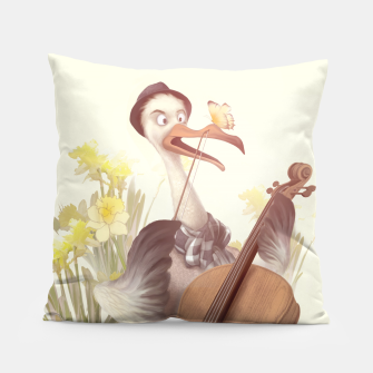 Thumbnail image of The Great Artist Pillow, Live Heroes