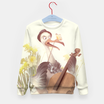 Thumbnail image of The Great Artist Kid's sweater, Live Heroes