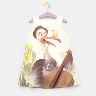 Thumbnail image of The Great Artist Girl's summer dress, Live Heroes