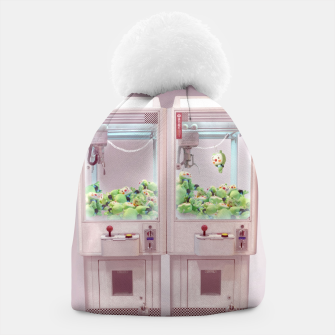 Thumbnail image of Claw Machine Beanie, Live Heroes