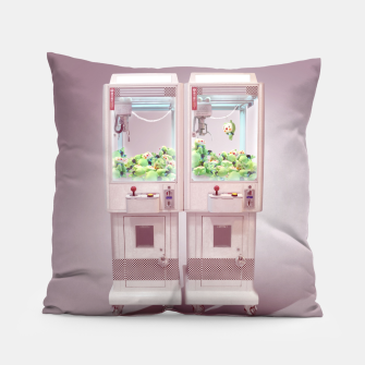 Thumbnail image of Claw Machine Pillow, Live Heroes