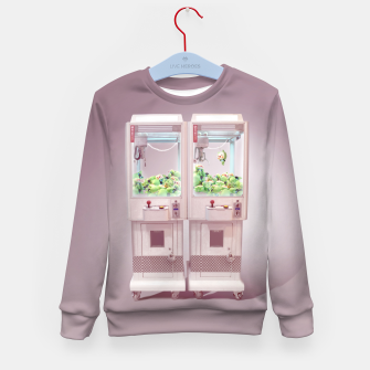 Thumbnail image of Claw Machine Kid's sweater, Live Heroes