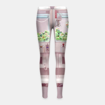 Thumbnail image of Claw Machine Girl's leggings, Live Heroes