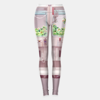 Thumbnail image of Claw Machine Leggings, Live Heroes