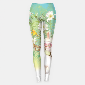 Thumbnail image of Blooming Lily Leggings, Live Heroes