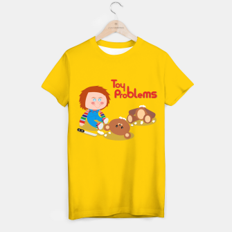 Thumbnail image of Toy problems Camiseta, Live Heroes