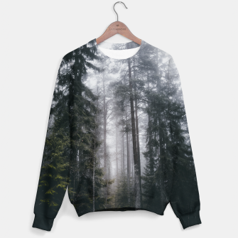 Imagen en miniatura de Into the forest we go Cotton sweater, Live Heroes