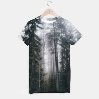 Imagen en miniatura de Into the forest we go T-shirt, Live Heroes