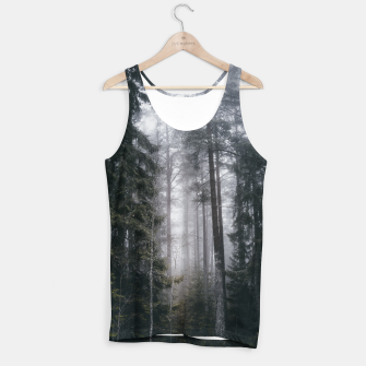 Thumbnail image of Into the forest we go Tank Top, Live Heroes