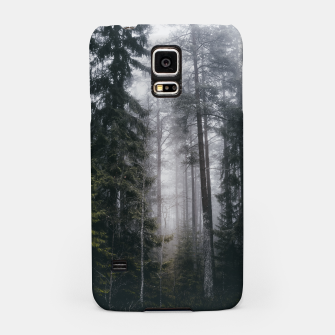 Thumbnail image of Into the forest we go Samsung Case, Live Heroes