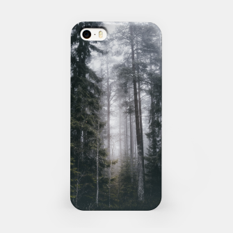 Thumbnail image of Into the forest we go iPhone Case, Live Heroes