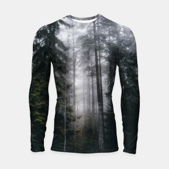 Thumbnail image of Into the forest we go Longsleeve rashguard , Live Heroes
