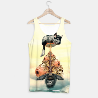 Thumbnail image of Chinchilla Tank Top, Live Heroes
