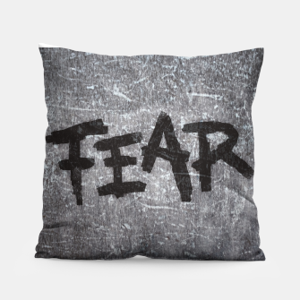 Thumbnail image of fear Pillow, Live Heroes