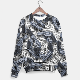 Thumbnail image of Daylight Robbery Cotton sweater, Live Heroes