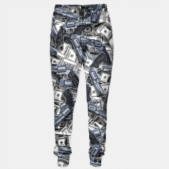 Thumbnail image of Daylight Robbery Cotton sweatpants, Live Heroes