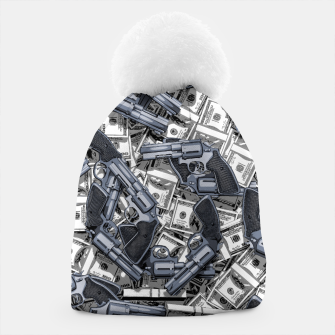 Thumbnail image of Daylight Robbery Beanie, Live Heroes