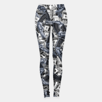 Thumbnail image of Daylight Robbery Leggings, Live Heroes