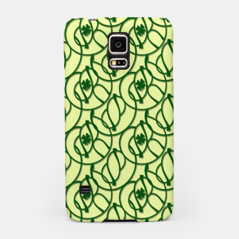 St. Patrick's Day Clovers Samsung Case thumbnail image