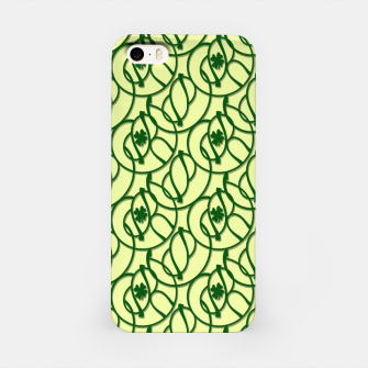 St. Patrick's Day Clovers iPhone Case thumbnail image