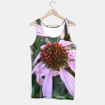 Thumbnail image of Coneflower Abstract T-shirt for Women, Live Heroes