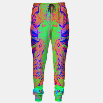 Thumbnail image of Alphonse Mucha Remixed 02 Cotton sweatpants, Live Heroes