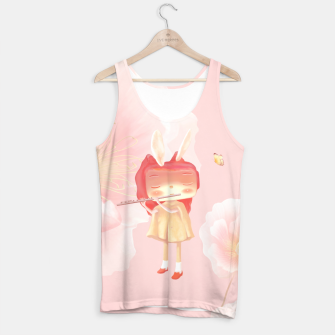 Thumbnail image of A Garden in My Heart Tank Top, Live Heroes