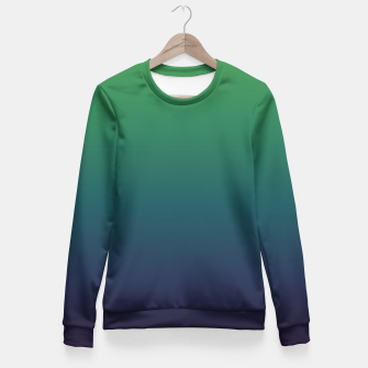 Thumbnail image of algaes Woman cotton sweater, Live Heroes