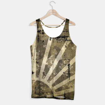Thumbnail image of grungy sunrise Tank Top, Live Heroes