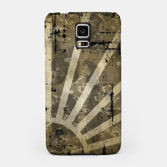 Thumbnail image of grungy sunrise Samsung Case, Live Heroes